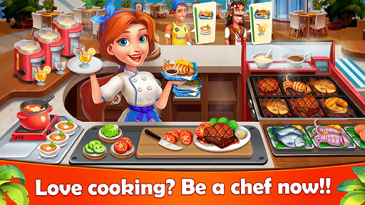 Cooking Joy - Super Cooking Games, Best Cook! pc screenshot 1