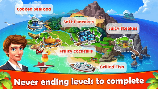 Cooking Joy - Super Cooking Games, Best Cook! pc screenshot 2