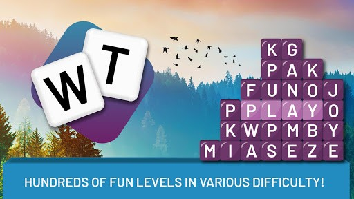 Word Tower: Relaxing Word Puzzle Brain Game pc screenshot 1