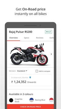 BikeWale -Search bike, scooter pc screenshot 2