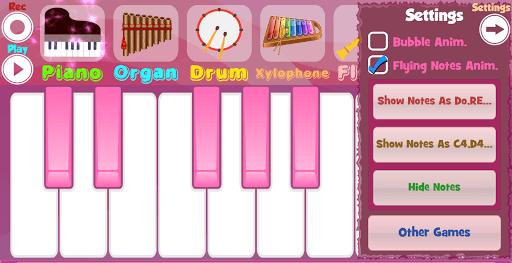 Pink Piano pc screenshot 1