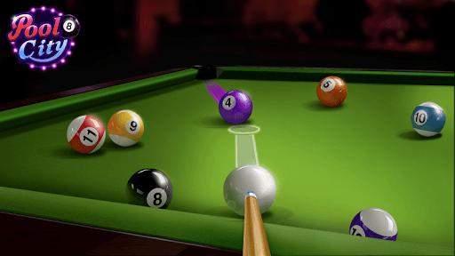 Billiards City pc screenshot 1