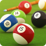 3D Pool Master 8 Ball Pro for pc logo