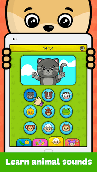 Baby phone - games for kids pc screenshot 2