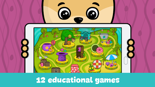 Toddler games for 2-5 year olds pc screenshot 1