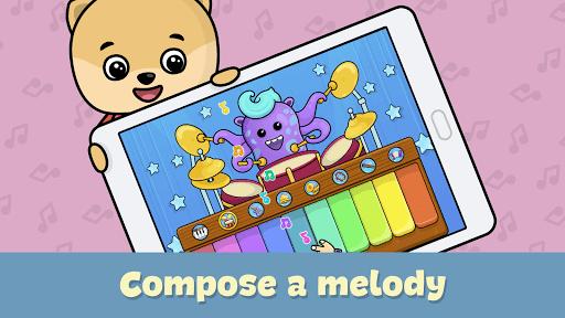 Kids piano pc screenshot 2