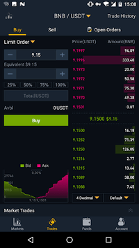 Binance - Cryptocurrency Exchange pc screenshot 2