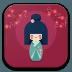 Learn Japanese for pc logo