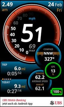 Ulysse Speedometer pc screenshot 1