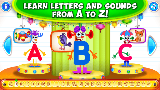 Bini Super ABC! Preschool Learning Games for Kids! pc screenshot 2