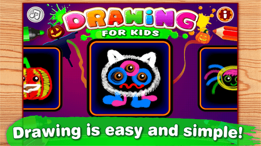 Drawing for Kids and Toddlers! Painting Apps! pc screenshot 1