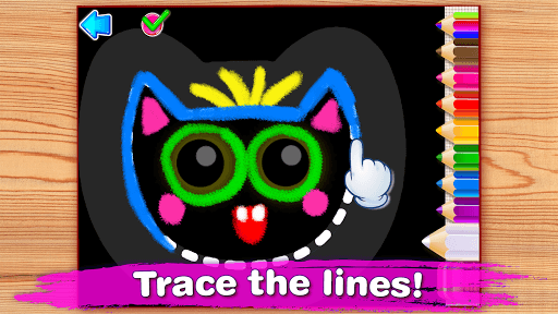 Drawing for Kids and Toddlers! Painting Apps! pc screenshot 2