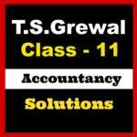 Account Class-11 Solutions (TS Grewal) for pc logo