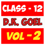 Account Class-12 Solutions (D K Goel) Vol-2 icon