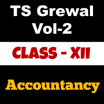 Account Class-12 Solutions (TS Grewal Vol-2) for pc logo