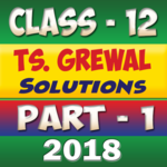 Account Class-12 Solutions (TS Grewal Vol-1) 2018 icon