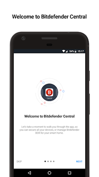 Bitdefender Central pc screenshot 1