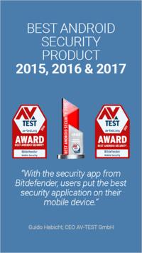 Bitdefender Mobile Security & Antivirus pc screenshot 1