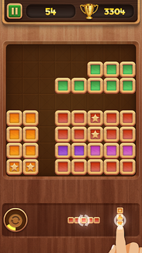 Block Puzzle: Star Finder pc screenshot 1