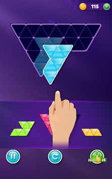 Block! Triangle puzzle: Tangram pc screenshot 1