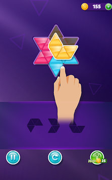 Block! Triangle puzzle: Tangram pc screenshot 2