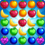 Fruits Mania : Elly's travel for pc logo