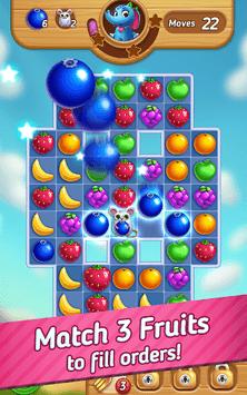 Fruits Mania : Elly's travel pc screenshot 1