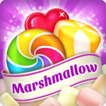 Lollipop & Marshmallow Match3 for pc logo