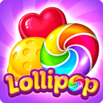 Lollipop: Sweet Taste Match 3 icon