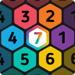 Make7! Hexa Puzzle for pc logo