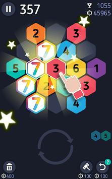 Make7! Hexa Puzzle pc screenshot 2