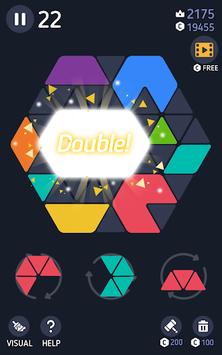 Make Hexa Puzzle pc screenshot 1