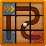 Roll the Ball®: slide puzzle 2 for pc logo