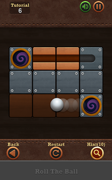 Roll the Ball®: slide puzzle 2 pc screenshot 1