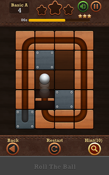 Roll the Ball®: slide puzzle 2 pc screenshot 2
