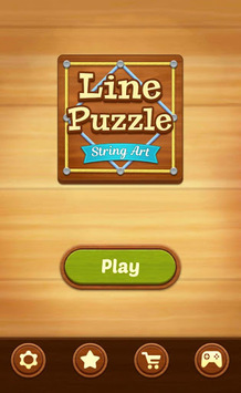 Line Puzzle: String Art pc screenshot 1