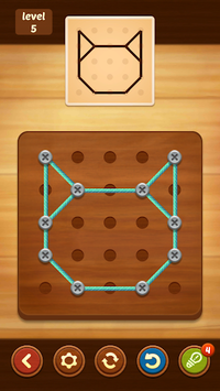Line Puzzle: String Art pc screenshot 2