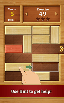 Move the Block : Slide Puzzle pc screenshot 1