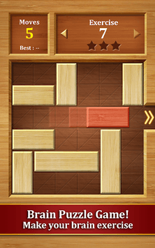 Move the Block : Slide Puzzle pc screenshot 2