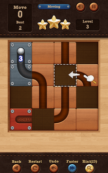 Roll the Ball® - slide puzzle pc screenshot 1