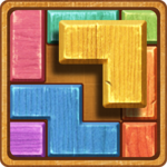 Wood Block Puzzle for pc logo