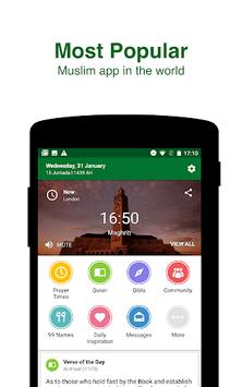 Muslim Pro - Prayer Times, Azan, Quran & Qibla pc screenshot 1