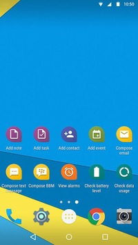 BlackBerry Launcher pc screenshot 1