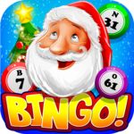 Christmas Bingo Santa's Gifts for pc logo