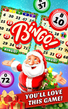 Christmas Bingo Santa's Gifts pc screenshot 1