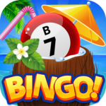 Tropical Beach Bingo World icon