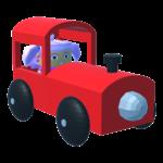 Baby Train 3D icon