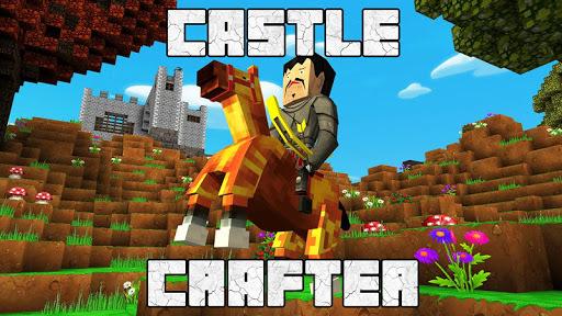 Castle Crafter - World Craft pc screenshot 1
