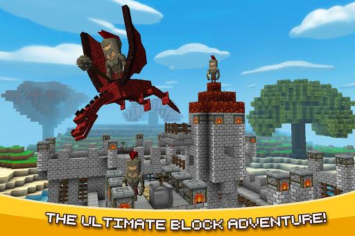 Castle Crafter - World Craft pc screenshot 2