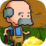 Goldcraft: Idle Games icon